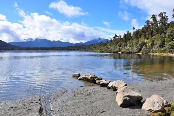Neuseeland, Südinsel, See, Lake Paringa