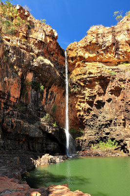 Australien, Australia, Nordaustralien, Northern Territory, Landschaft, Wasserfall, Nitmiluk National Park