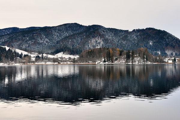 SchlierseeBayern, Seen, Landschaft, Spiegelung, Wanderung, Schliersee