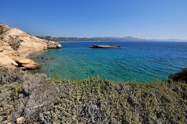Griechenland, Rhodos, Meer, Küste, Insel, Kap Fourni