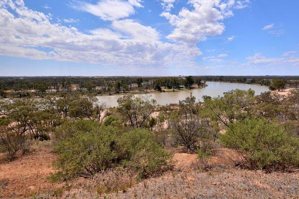 Australien, Australia, Südaustralien, South Australia, Landschaft, See, Lake Bonney