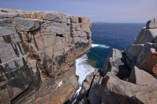 Australien, Australia, Westaustralia, Western Australia, Landschaft, Meer, Küste, Felsen, Torndirrup Nationalpark