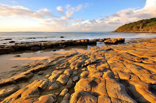 Australien, Australia, Ostaustralien, Ostküste, Queensland, Landschaft, Küste, Sonnenuntergang, Noosa Heads
