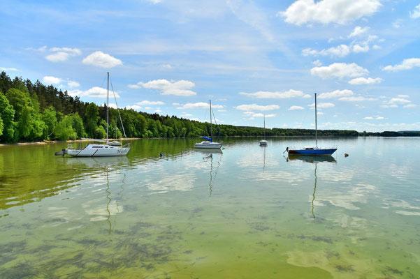 Litauen, Rundreise, Landschaft, See, Meteliai