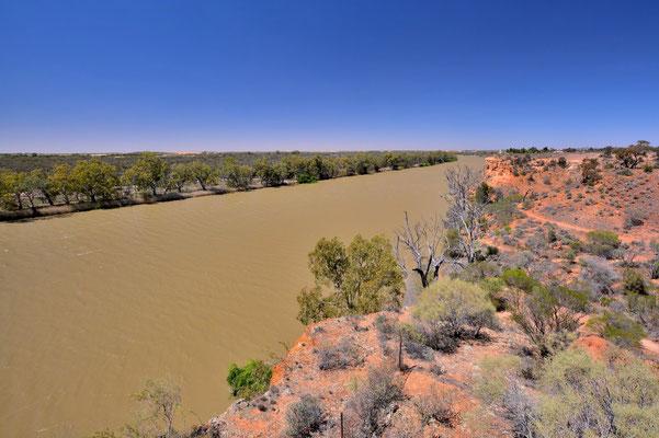 Australien, Australia, Südaustralien, South Australia, Landschaft, Fluss, Berri
