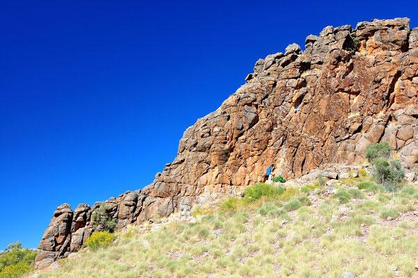 Australia - Australien -Zentralaustralien - Outback - Northern Territory - Landschaft - Alice Springs Desert Park