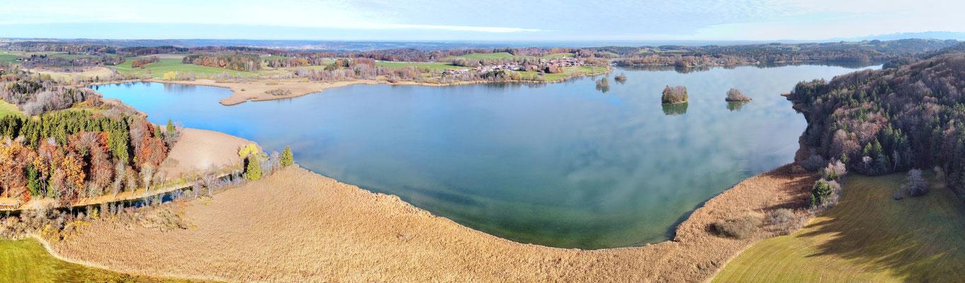 Panorama - Landschaft - See