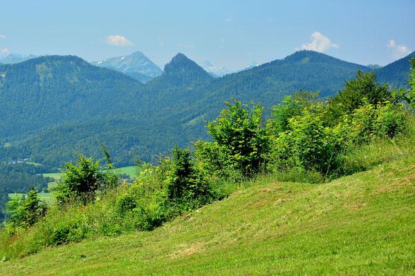 Bayern, Alpen, Berge, Aussicht, Wanderung, Riederstein