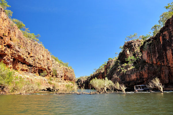Australien, Australia, Nordaustralien, Northern Territory, Landschaft, Fluss, River, Nitmiluk National Park