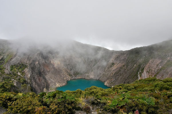 Pura Vida - Costa Rica - Volcan Irazu