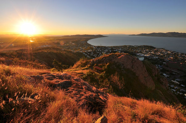Australien, Australia, Ostaustralien, Ostküste, Queensland, Landschaft, Sonnenuntergang, Townsville