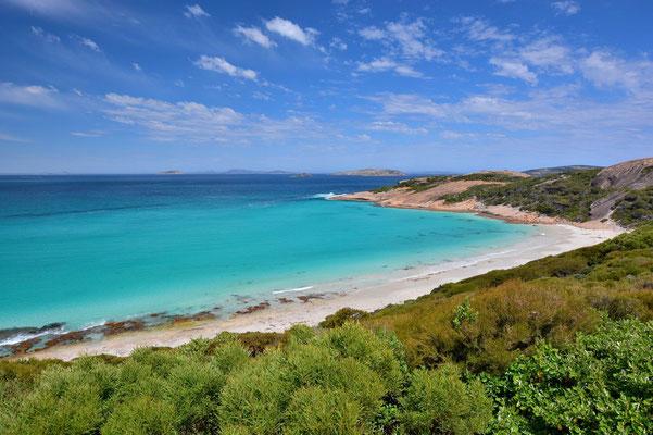Australien, Australia, Westaustralia, Western Australia, Landschaft, Meer, Küste, Weisser Sandstrand, Great Ocean Drive