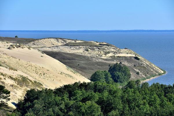 Litauen, Rundreise, Landschaft, Halbinsel Kurische Nehrung,Tote Dünen