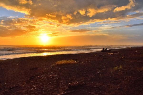 Pura Vida - Costa Rica - Tortuguero Nationalpark - Sonnenuntergang