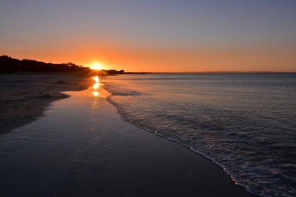 Australien, Australia, Westaustralia, Western Australia, Landschaft, Meer, Sonnnenuntergang, Busselton