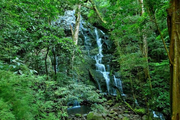 Pura Vida - Costa Rica - Rincon de la Vieja - Sonnenuntergang - Wasserfall