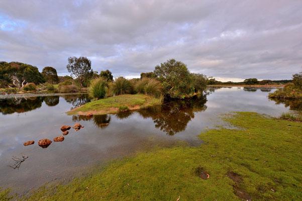 Australien, Australia, South Australia, Kangaroo Island, Landschaft, See, Insel, Spiegelung