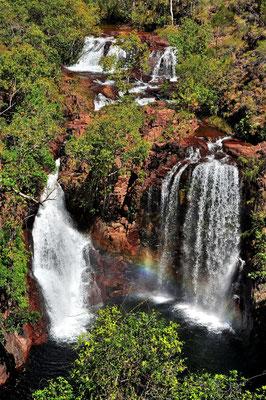 Australien, Australia, Nordaustralien, Northern Territory, Landschaft, Wanderung, Wasserfall, Florence Falls, Buley Rockhole