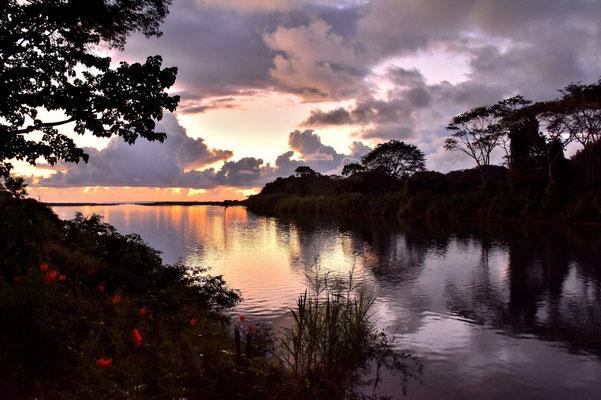 Pura Vida - Costa Rica - Dominical - Sonnenuntergang