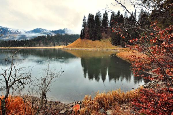 Bayern, Seen, Alpen, Landschaft, Berge, See, Wanderung, Spitzingsee