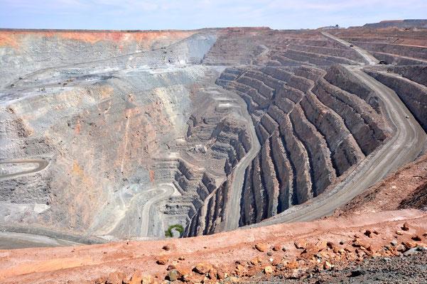 Australien, Australia, Westaustralia, Western Australia, Landschaft, The Super Pit