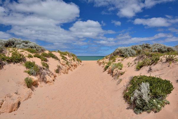 Australien, Australia, Westaustralia, Western Australia, Landschaft, Sandstrand, Preston Beach