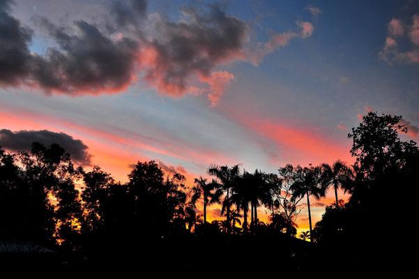 Australien, Australia, Nordaustralien, Northern Territory, Landschaft, Sonnenuntergang, Jabiru