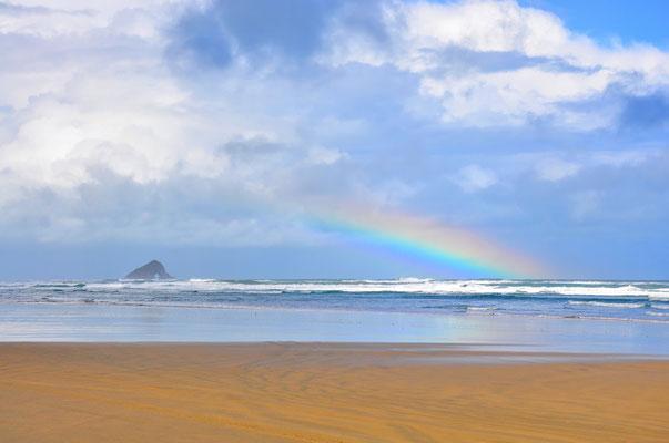 Neuseeland, Nordinsel, Tasmansee, Meer, Sandstrand, 90, Ninety Mile Beach
