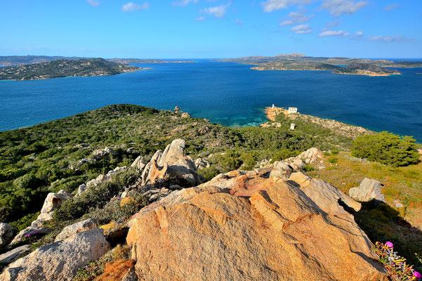 Sardinien, Sardegna, Landschaft, See, Felsen, Küste, Bucht, Capo d'Orso