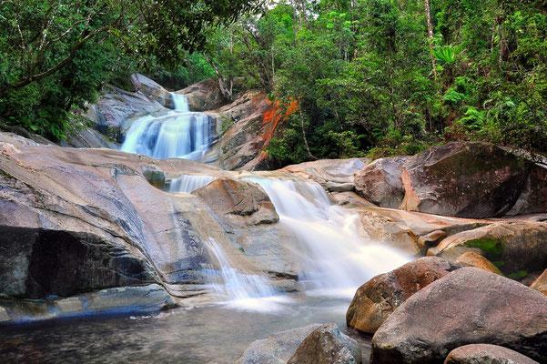 Australien, Australia, Ostaustralien, Ostküste, Queensland, Landschaft, Wasserfall, Josephine Falls