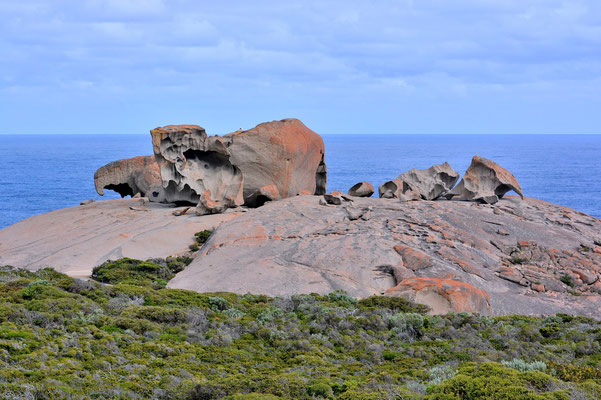 Australien, Australia, South Australia, Kangaroo Island, Landschaft, Meer, Küste, Remarkable Rocks