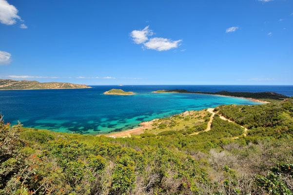 Sardinien, Sardegna, Landschaft, Meer, Capo Coda Cavallo