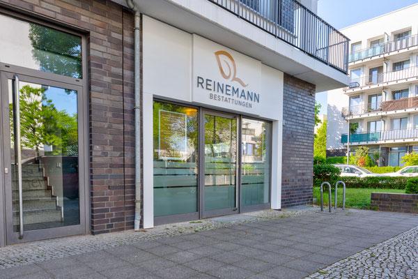 Geschäftsansicht Reinemann Bestattungen