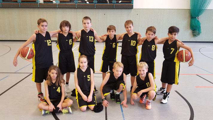 U12 Teamfoto