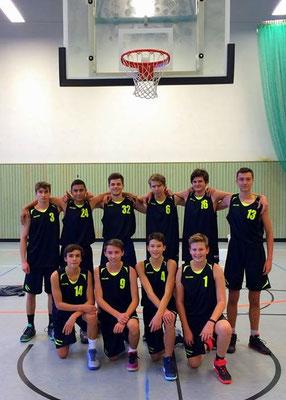 U18 Teamfoto