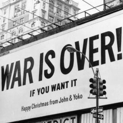 Happy Xmas (War Is Over) (John Lennon & Yoko Ono)