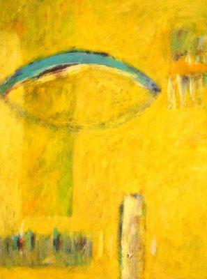Malerei, Painting, Künstler, Künstlerin, art, gelb, yellow, artist, Engels