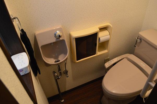 ドミンゴ笹塚2階トイレ