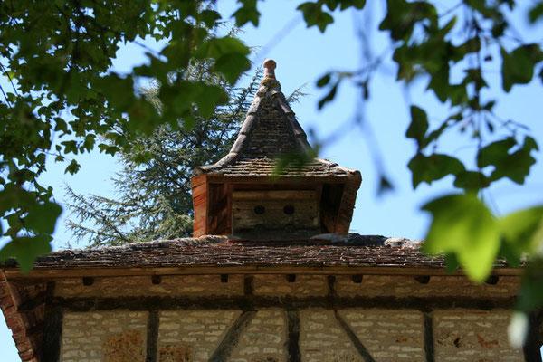 Le pigeonnier aménagé Belmont Sainte Foi 2014