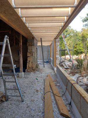 extension bois pierrre chaux-chanvre