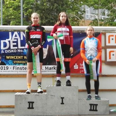Siegerehrung weibliche Jugend U17