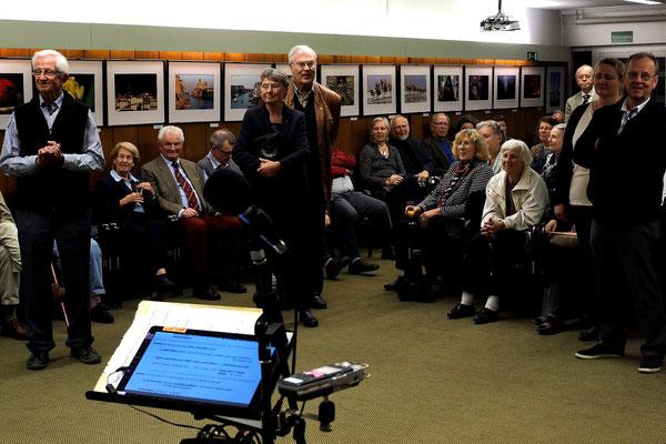 Foto Club Wachtberg, Fotoausstellung Rathaus Berkum 2017