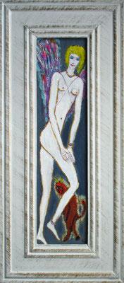 ENGEL EN VOGUE - Acryl 2007 8x32