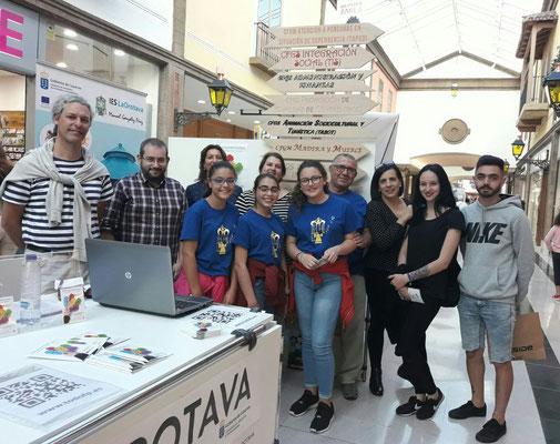 Alcampo Calendario.Feria De La Ensenanza En Alcampo La Orotava Y Calendario De