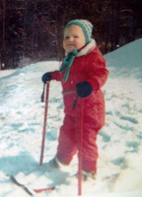 SHANA-Lichtpionier der Neuen Zeit e.U./ Mein Vater wollte eine Schi-Rennläuferin aus mir machen ;-)