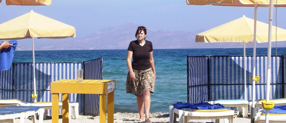 SHANA-Lichtpionier der Neuen Zeit e.U./ Ich und das blau des Meeres
