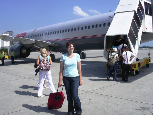 SHANA - Lichtpionier der Neuen Zeit e.U. /Mein 1. Flug - Mein 1. Urlaub