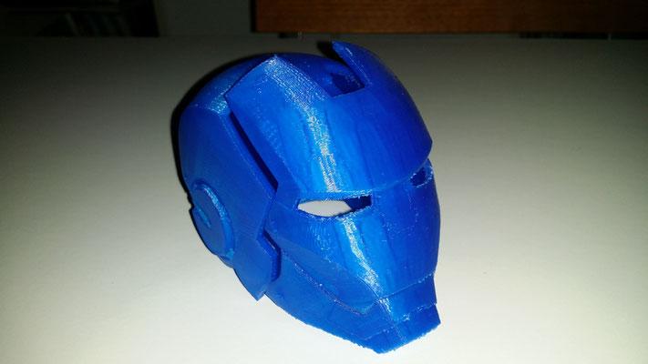 casque d'Iron Man