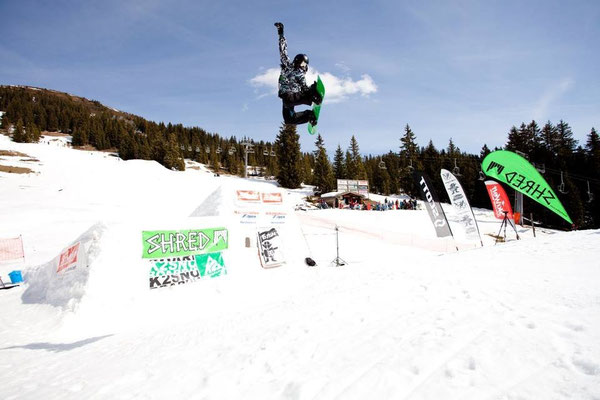 SHRED DOWN AUSTRIAN MASTERS