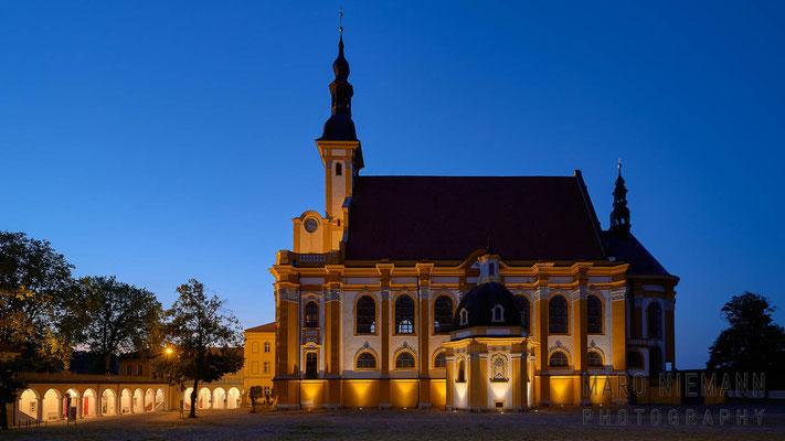 Neuzelle Abbey · a Cistercian monastery · Germany